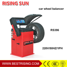 Tire balancing used CE wheel balancer for garage