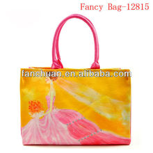 New arrival cute bride picture bag