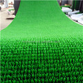 High quality skiing grass mat for golden washing