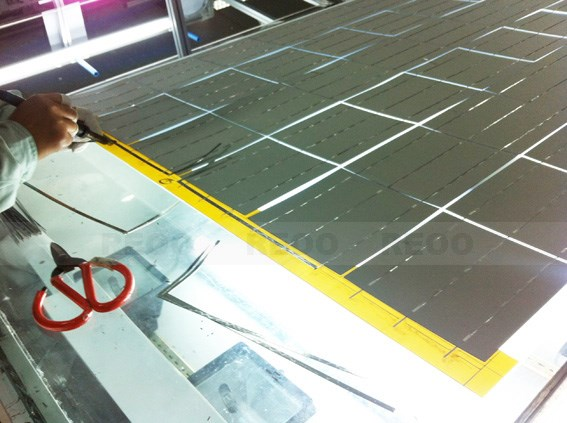 REOO Turnkey Solution for PV Solar Panel Production Line Solar Panel Machine