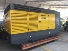 price of air compressor X1300 Y1200 XRYS1150 Atlas Copco DrillAir two-stage 1200CFM 1300CFM Screw air compressor core drill rig