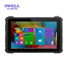 "10.1"" Windows10 Rugged Tablet Industrial PC Waterproof phone 2G RAM GPS with Navigation"