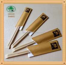 Disposable Tensoge Restaurant Chopsticks With Public Logo