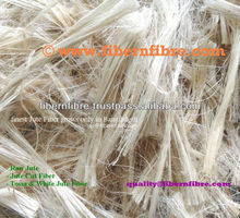 Natural Raw Jute Fiber, Jute Cuttings, Jute Cut Fiber