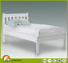 Single Wooden Bed, Bedroom Furniture