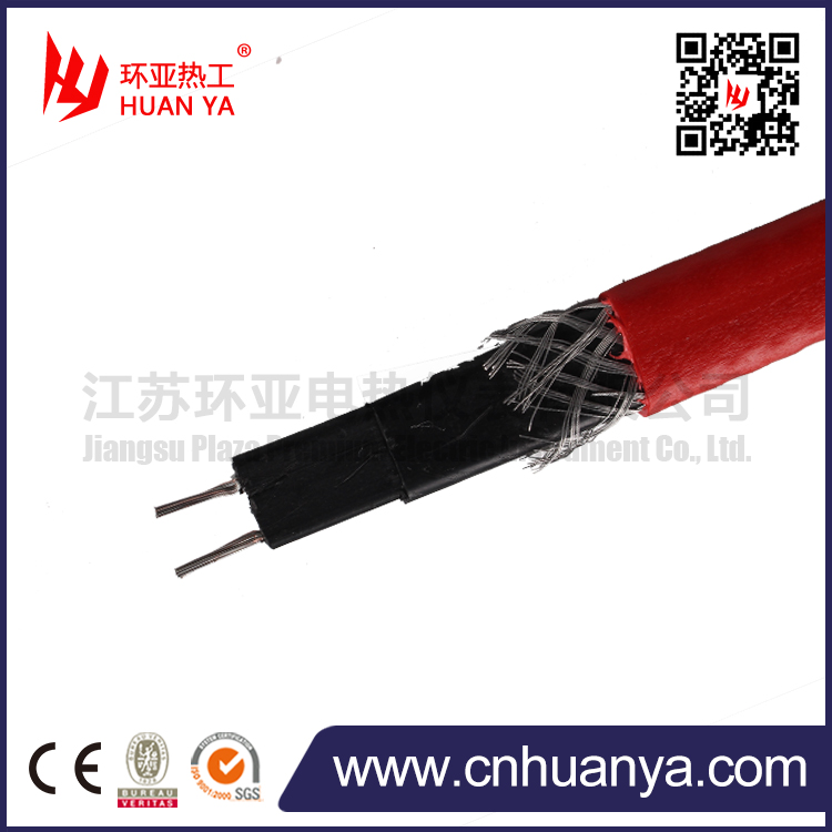 12V 24V DXW Low temperature 65C Self-Regulating Heating Cable
