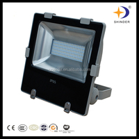 100w led flood light spotlight solar led flood light