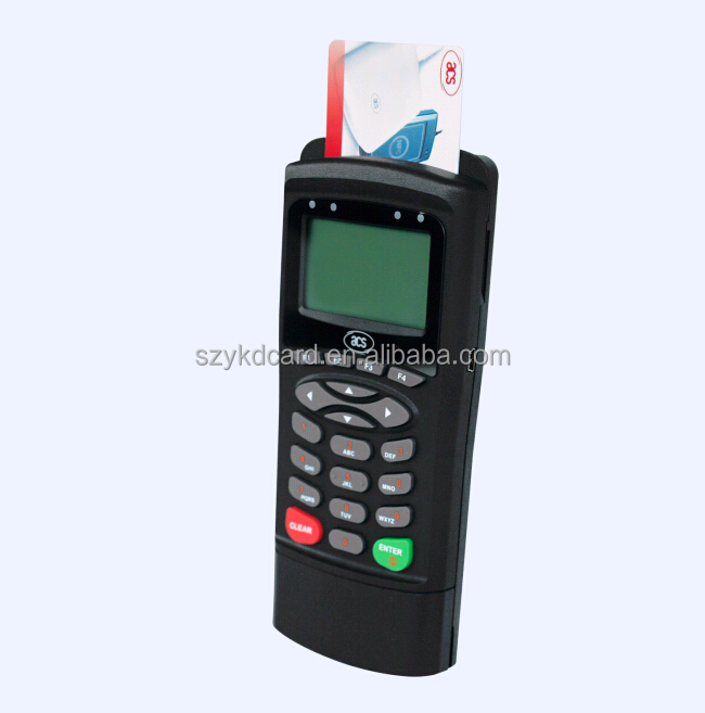 ACR89U-A1 Wireless Smart Chip Card Reader For Banking and Payment