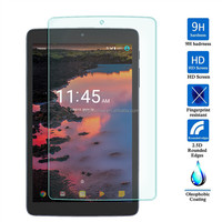 Wholesale 2.5D 9H tempered glass screen protector for Alcatel A30 tablet 8 inch