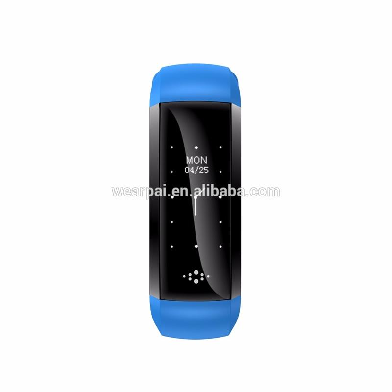 Multifunctional band activity fitness tracker smart bracelet with blood pressure for wholesales