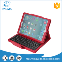 2016 New Design 9.7inch tablet leather case keyboard micro usb