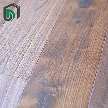 Three Layer Embossed Wood Wax engineer walnut parquet flooring