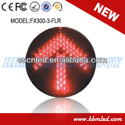 12inch red LED traffic indicator light bar