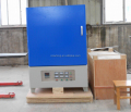 Price 1700.C Al2O3 Making Laboratory Metal Melting Testing Furnace with 500*500*500mm Chamber for Metallurgy Lab