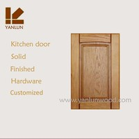 factory custom mahogany kitchen cabinet door solid wood