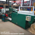 Pine Wood Shavings Machine