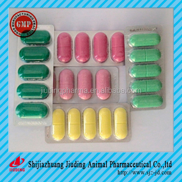 High purity oxytetracycline tablet 100mg pig drugs