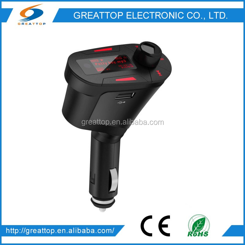 High Quality Cheap Usb Car Fm Transmitter