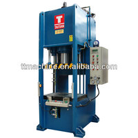 C frame hydrauic deep drawing press