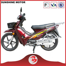SX110-7 Red Sticker Lifan Engine 110cc Cub Motorcycle