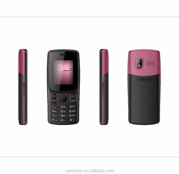 2017 New design 2g feature phone high quality cell phone