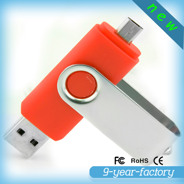 Promotion Products and OTG Flash Drive external flash for iphone 6 usb 2.0 3.0 flash drive