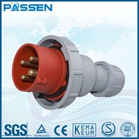 PASSEN New design All size china alibaba 200a high current industrial wall plug and socket