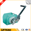 LIFTKING Manual hand winch/break hand winch & mini hand winch