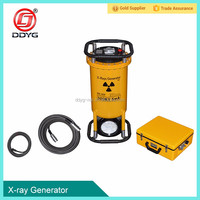 300kV / 5mA portable NDT X - ray flaw detector Used For Industry