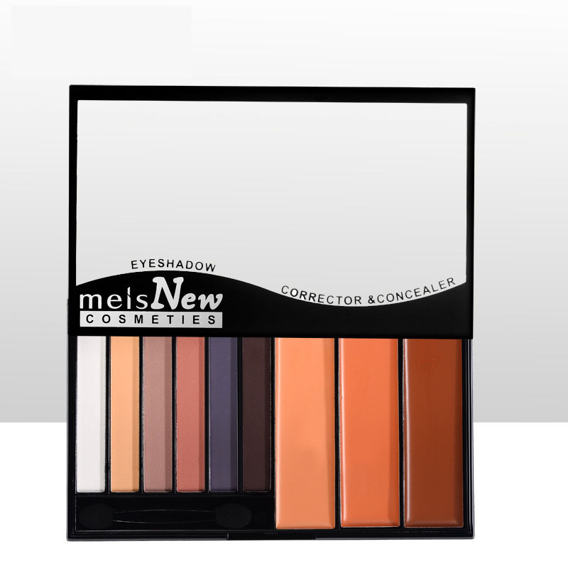 Meis cosmetics eyeshadow with good quality