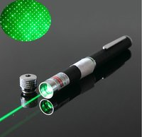 OXLasers high power G052 532nm 50mW Green Laser star Pointer Pen With Star head