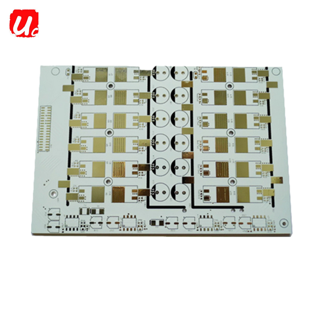 UC Competitive Price ISO9001 Single/Double Sided Board Cree PCB Manufacturer From China