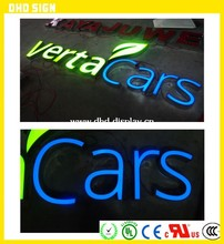 UL approved outdoor led display sign / video display sign / outdoor customized led wall
