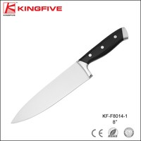 Premium class 8 inch stainless steel chef knife