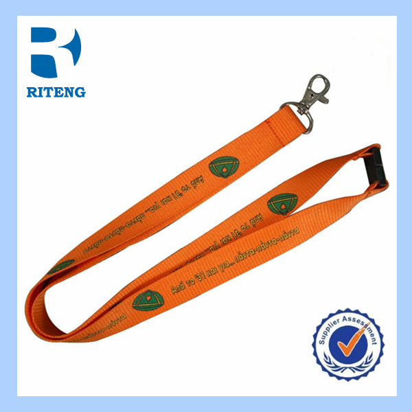customized LOGO plastic coil tool retractable lanyard
