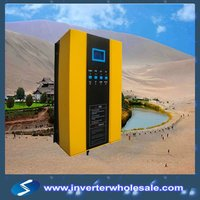 220V 1.5kw powerful frequency solar panel inverter for pumping ,MPPT,VFD function,LCD display