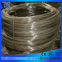 316l 1.5mm enamel coated stainless steel braided wire