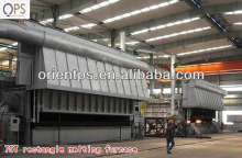 Gas Fired Aluminum Melting Furnace