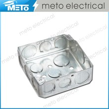 small electrical junction box/4x4 junction box/metal electrical junction box
