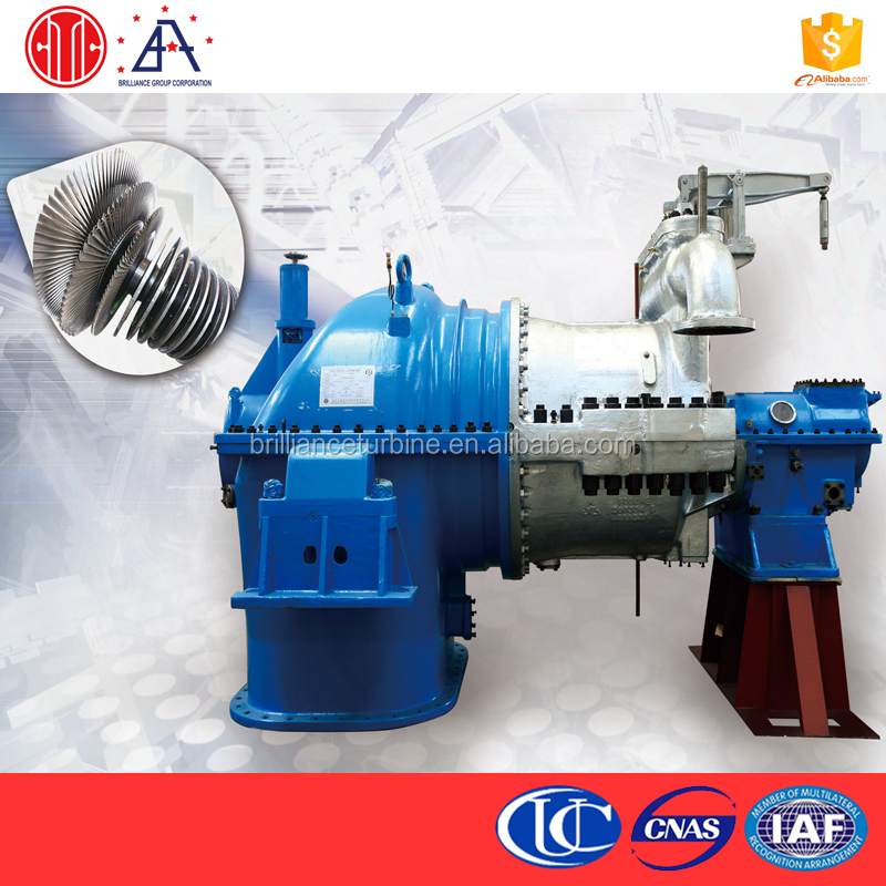 Best Price and Hot Sale Secure Payment Used Steam Turbine