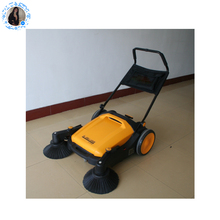 Mini Manual Floor Cleaning Machine Pavement Manual Floor Cleaning Machine
