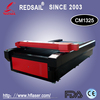 Redsail flat bed laser cutting machine CM1325 2500*1300mm for wood cutting
