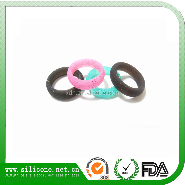 Popular Fashionable Jewelry High quality Silicone Ring