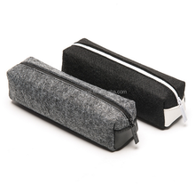 Most popular unique design portable pen bag handmade felt pen bag