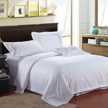 High Cost-Effective cotton -dacon satin fabric for hotel bedding sets