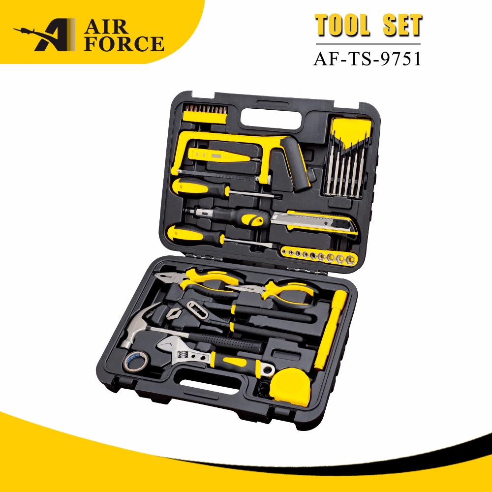 40pcs tool kit set high quality household combination hand tool set