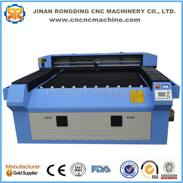 Factory looking for distributors CO2 Laser Cutting Machine 1300*2500mm for sale