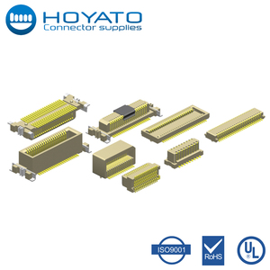 0.4mm 0.5mm 0.635mm 0.8mm 1.0mm pcb board to board connector