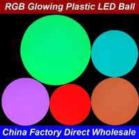 2017 China Factory Top Seller Battery Operated Remote Control Led Ball Christmas Light 30CM 40CM 50CM 60CM
