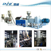 waste film recycling and pelletizing machine